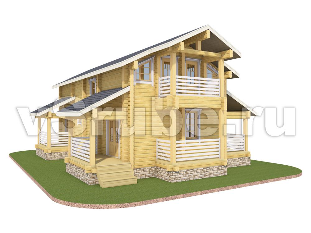 Проект Д-030 фасад