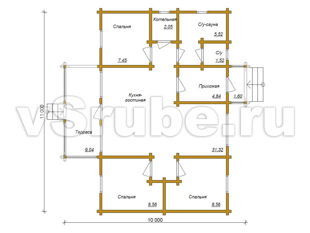 Проект Д-033 план