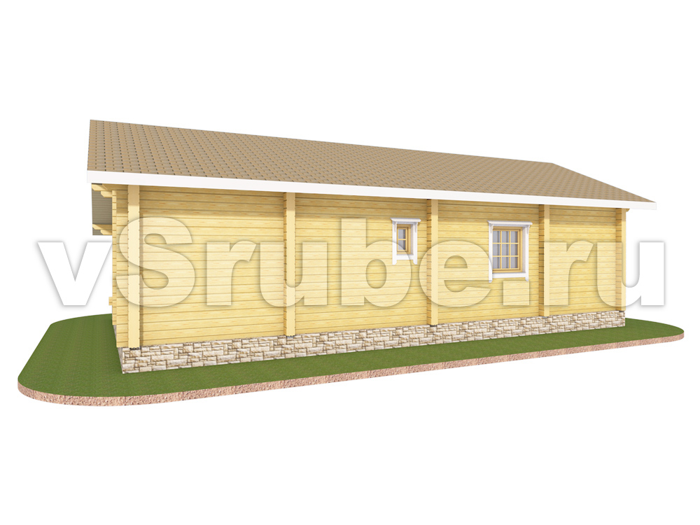 Проект Д-039 фасад