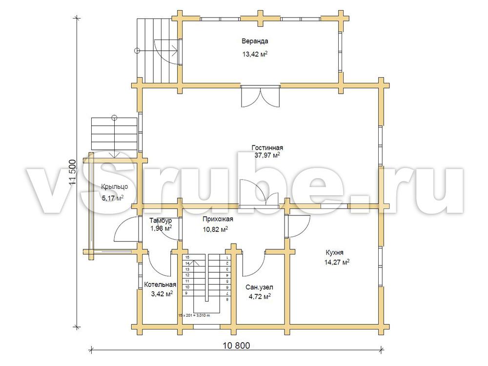 Проект Д-040 план