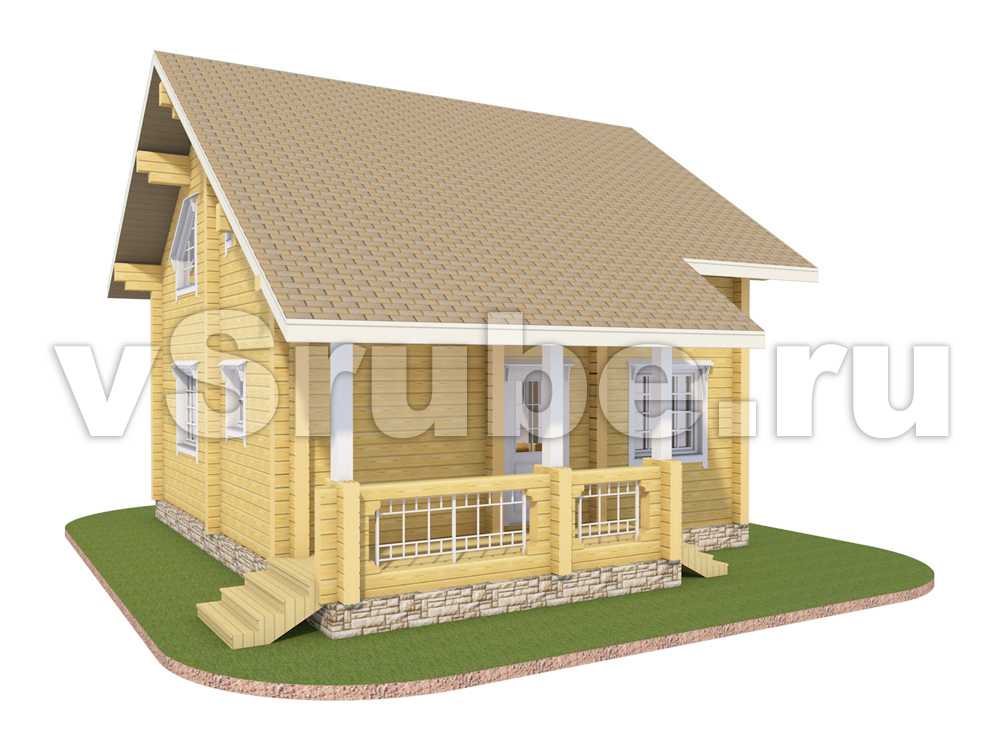 Проект Д-052 фасад