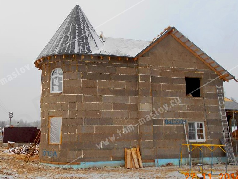 "проект ""Замок"" фасад"
