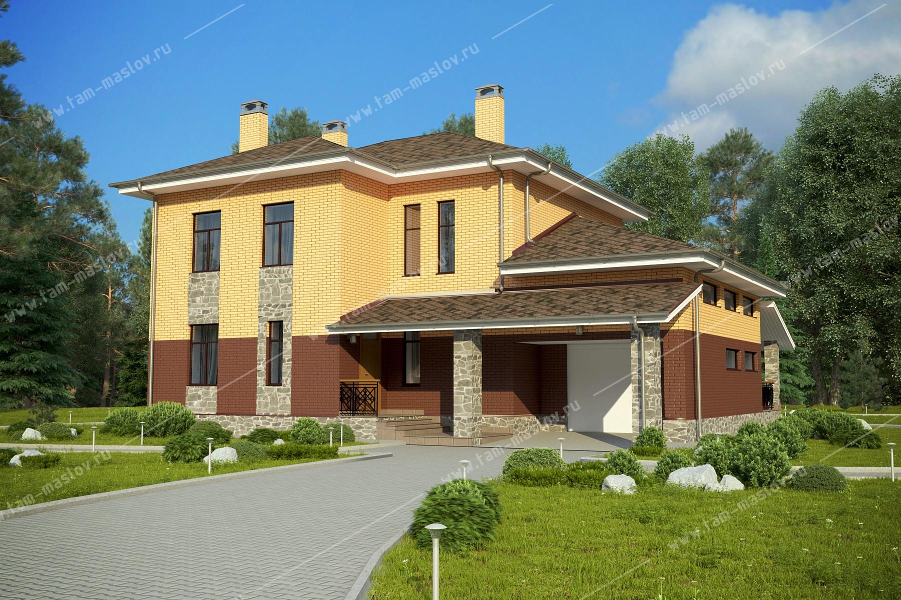 "проект  ""Чкалов"" фасад"