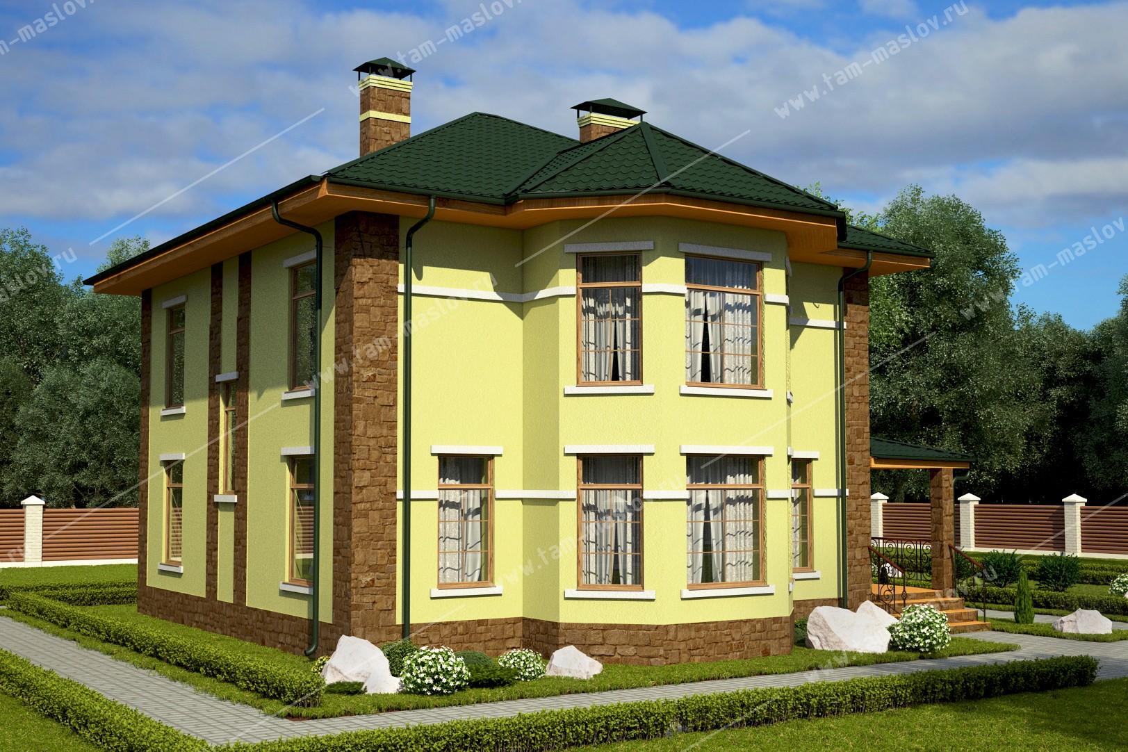 """проект """"Дипломат"""" фасад"""