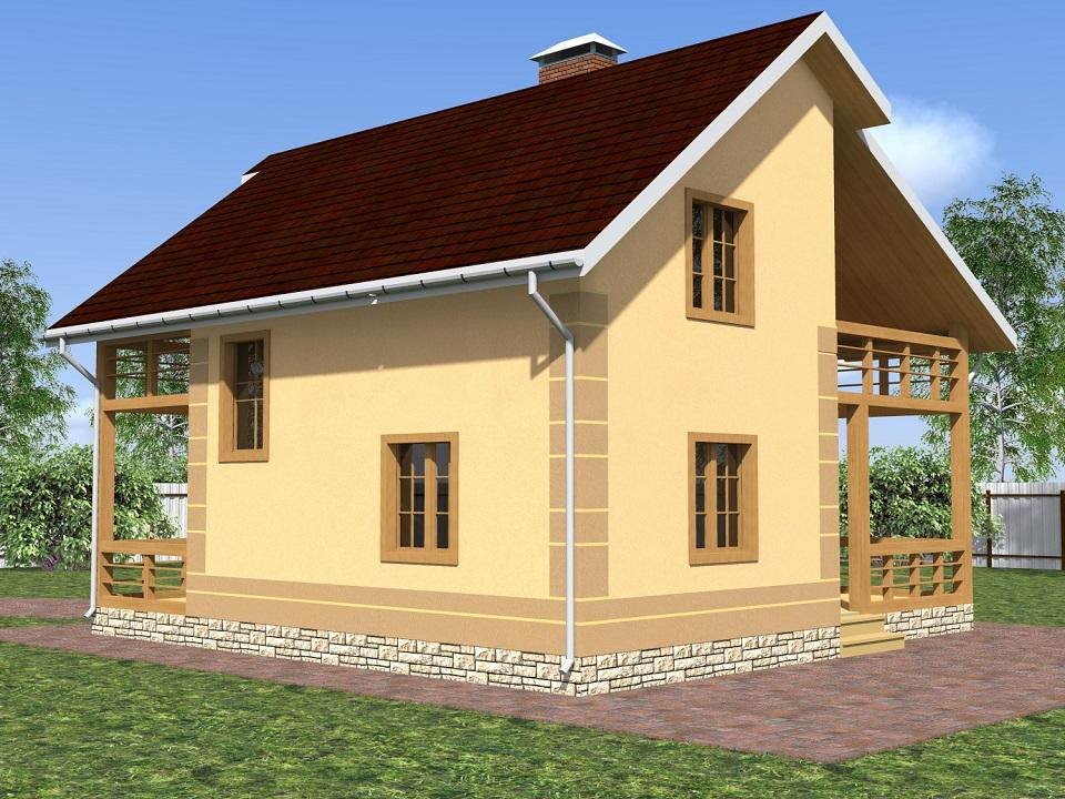 УСЛАДА 2 фасад
