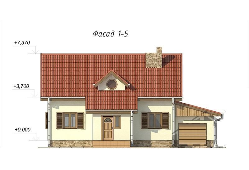 ДАНИЭЛА 3 фасад