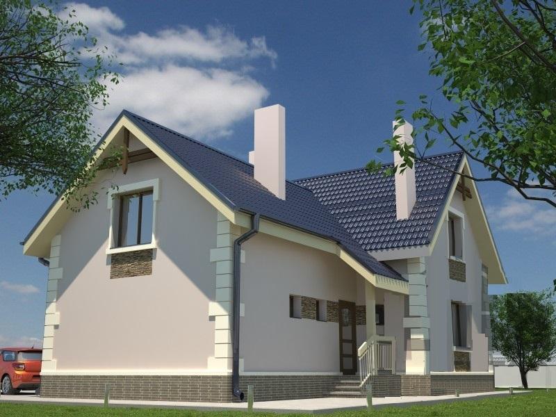 КАРОЛИНА 3 фасад