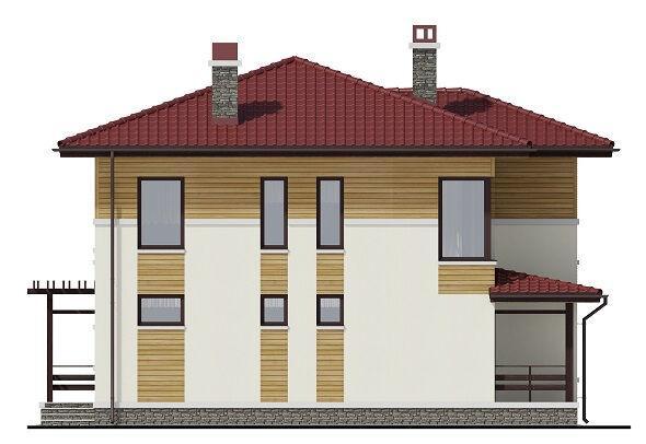 БОРДО фасад