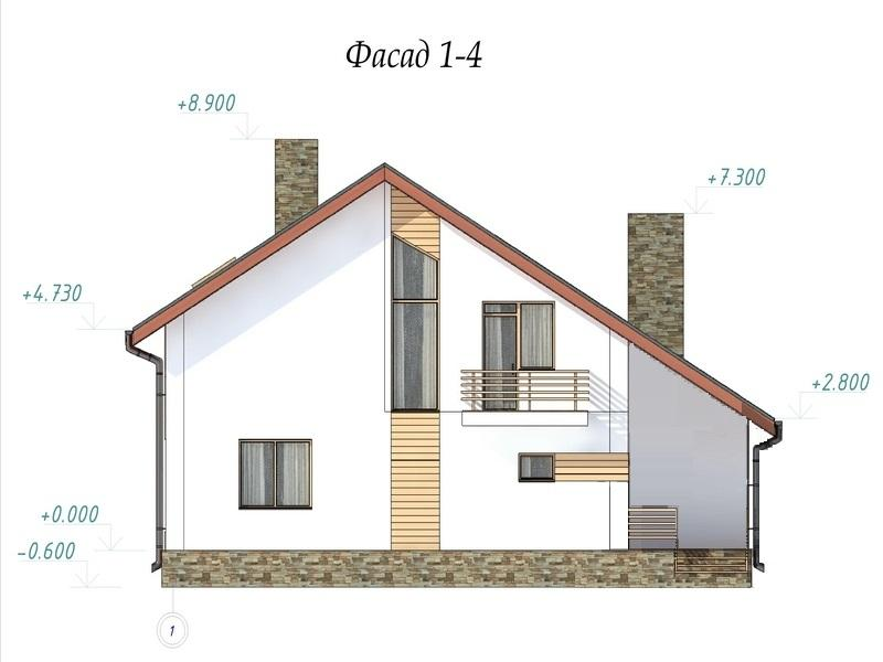 ЯРОСЛАВА 3 фасад