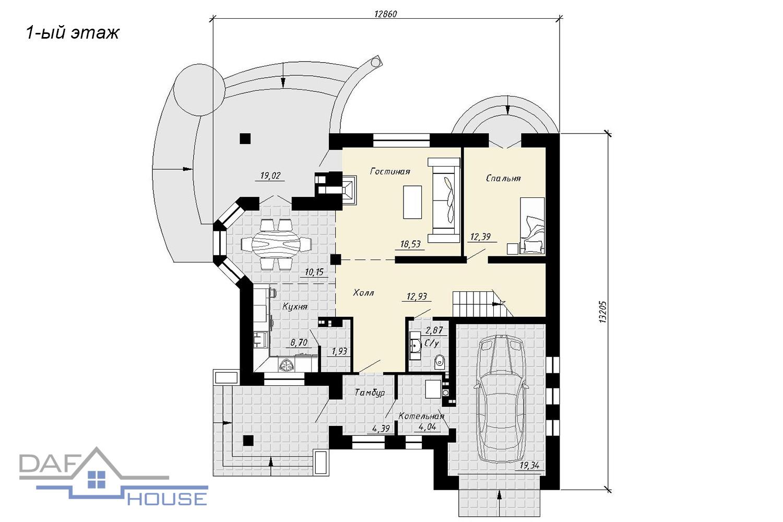 Проект В1154 план