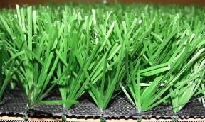 Искусственное травяное покрытие.