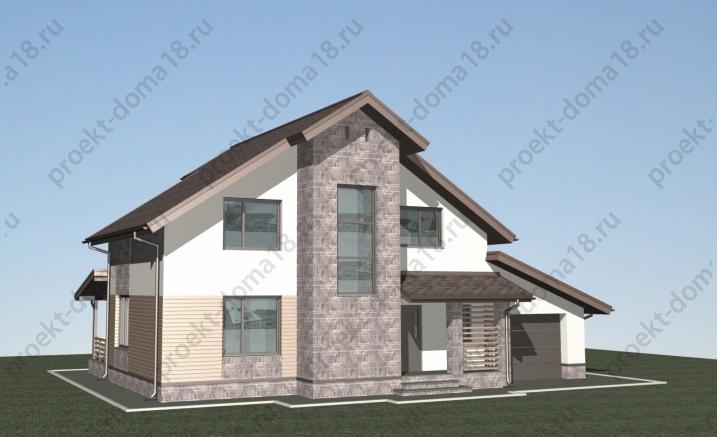Проект Н-09-23 фасад