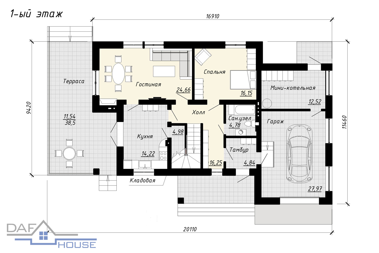 Проект В2944 план