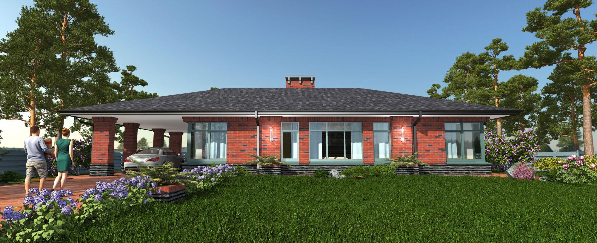 Новый сайт готовых проектов домов