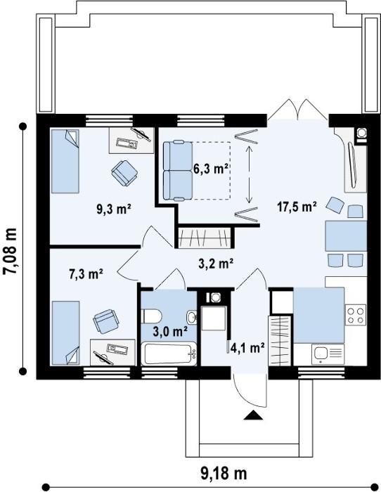Проект AM-021 план