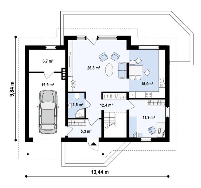 Проект AM-102 план