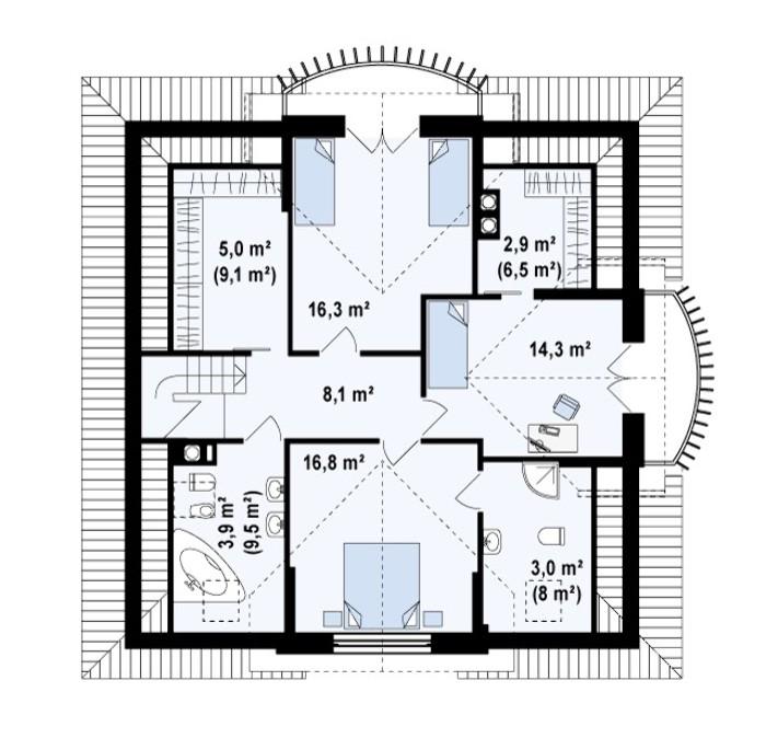 Проект AM-122 план