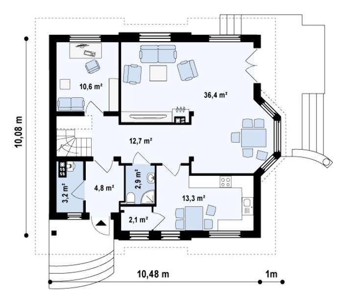 Проект AM-320 план