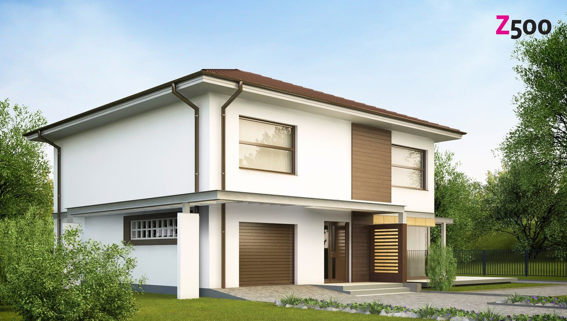 Проект AM-620 фасад