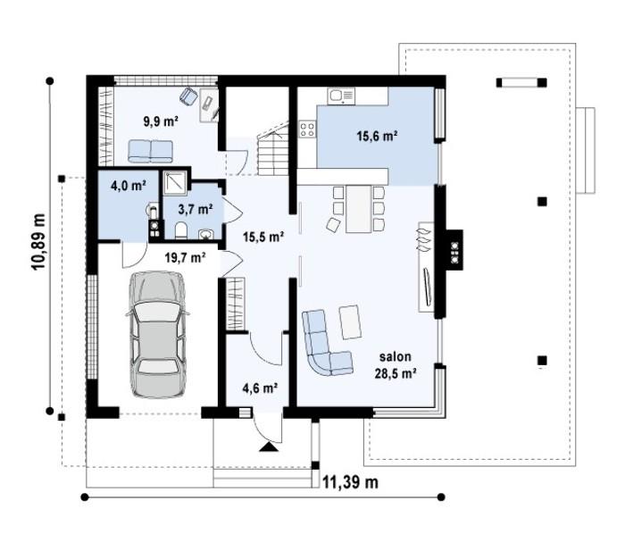Проект AM-620 план