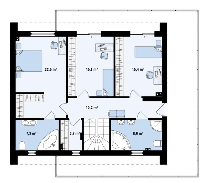 Проект AM-684 план