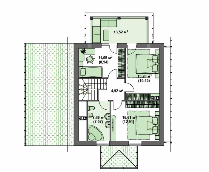 Проект AM-777 план