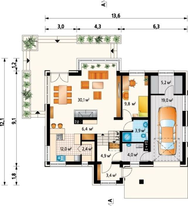 Проект AM-3158 план