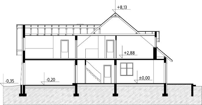 Проект AM-3524 план