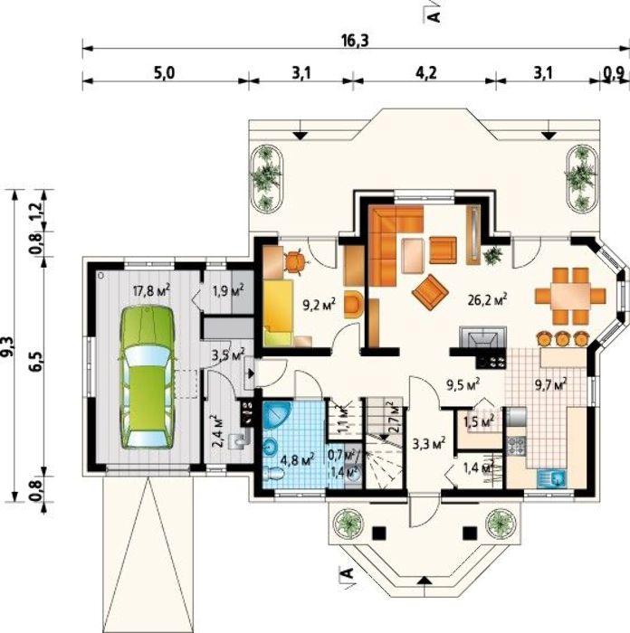 Проект AM-3604 план