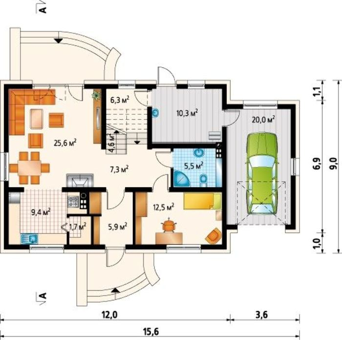 Проект AM-3775 план