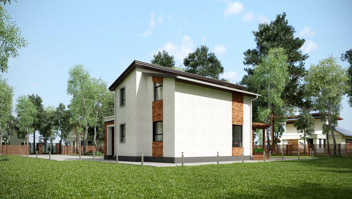 Проект AM-5108 фасад