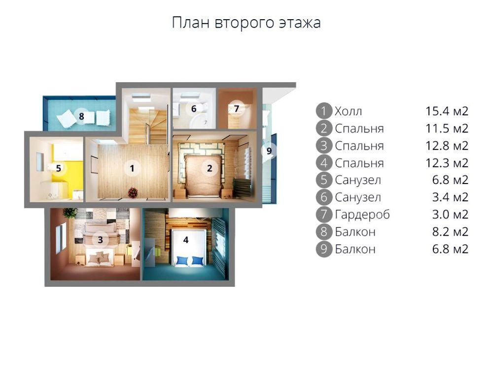 Проект AM-5108 план