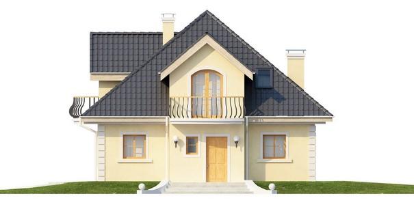 Проект AM-308 фасад