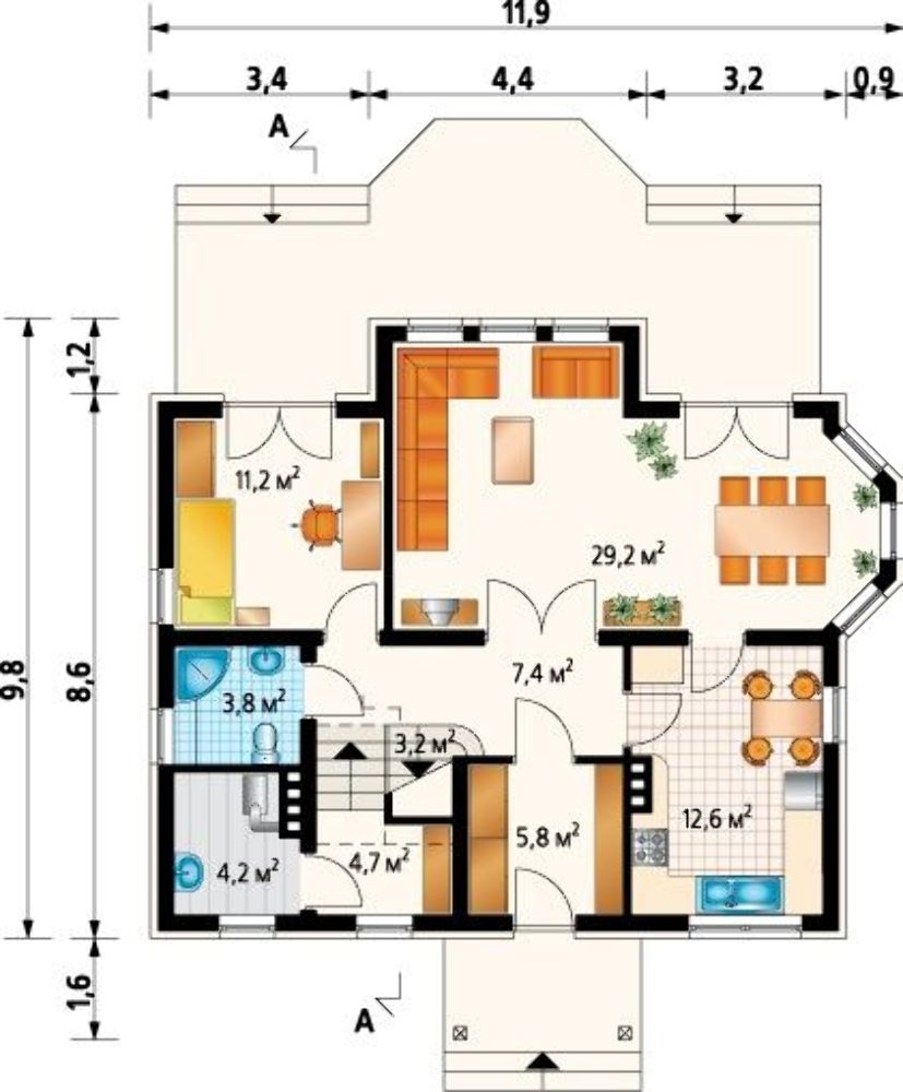 Проект AM-36042 план