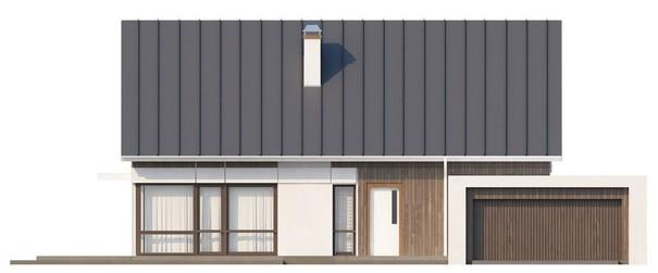 Проект AM-058 фасад