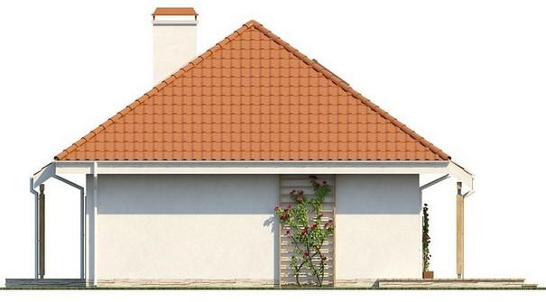 Проект AM-098 фасад
