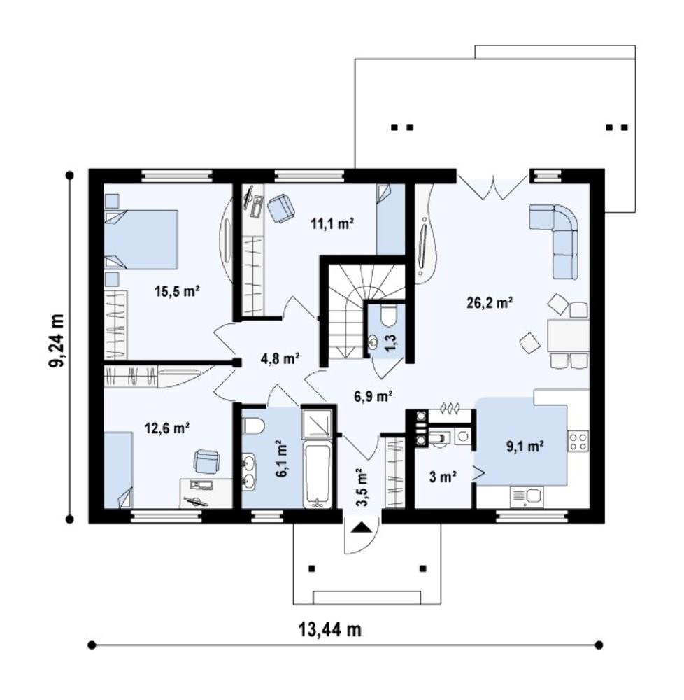 Проект AM-098 план