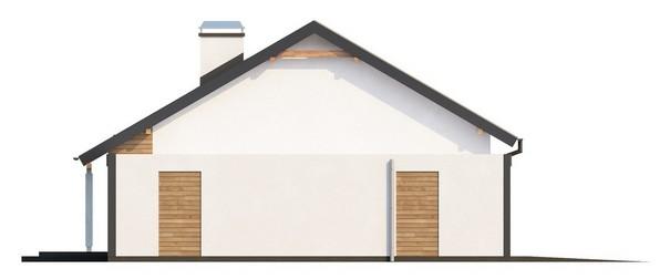Проект AM-126 фасад