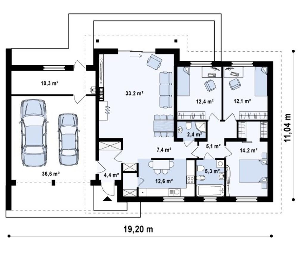 Проект AM-126 план
