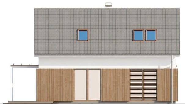 Проект AM-194 фасад