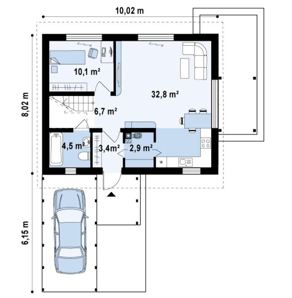 Проект AM-194 план