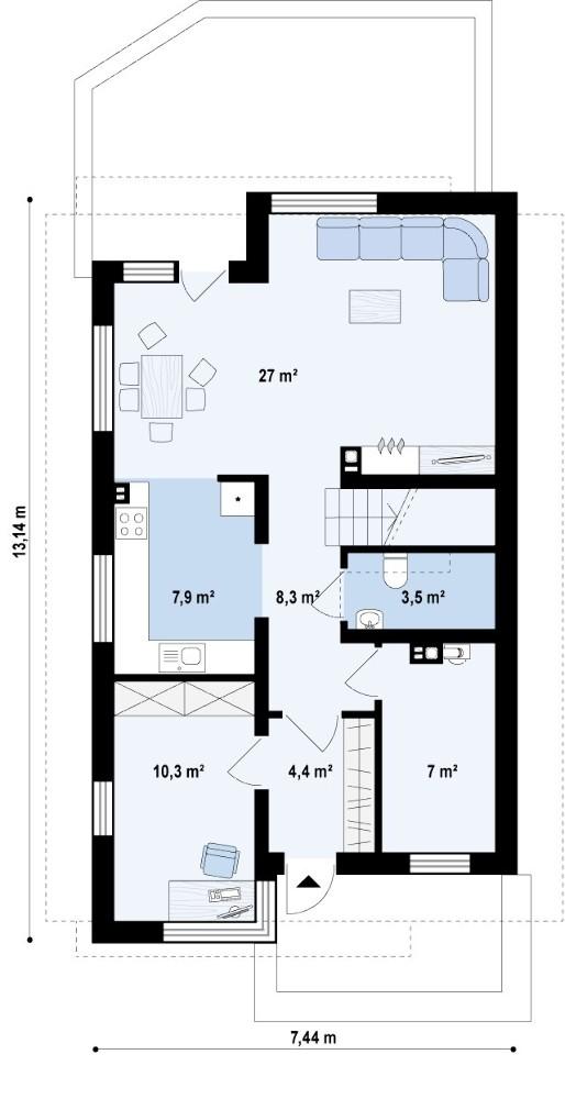 Проект AM-352 план
