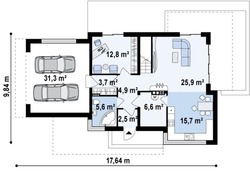 Проект AM-602 план