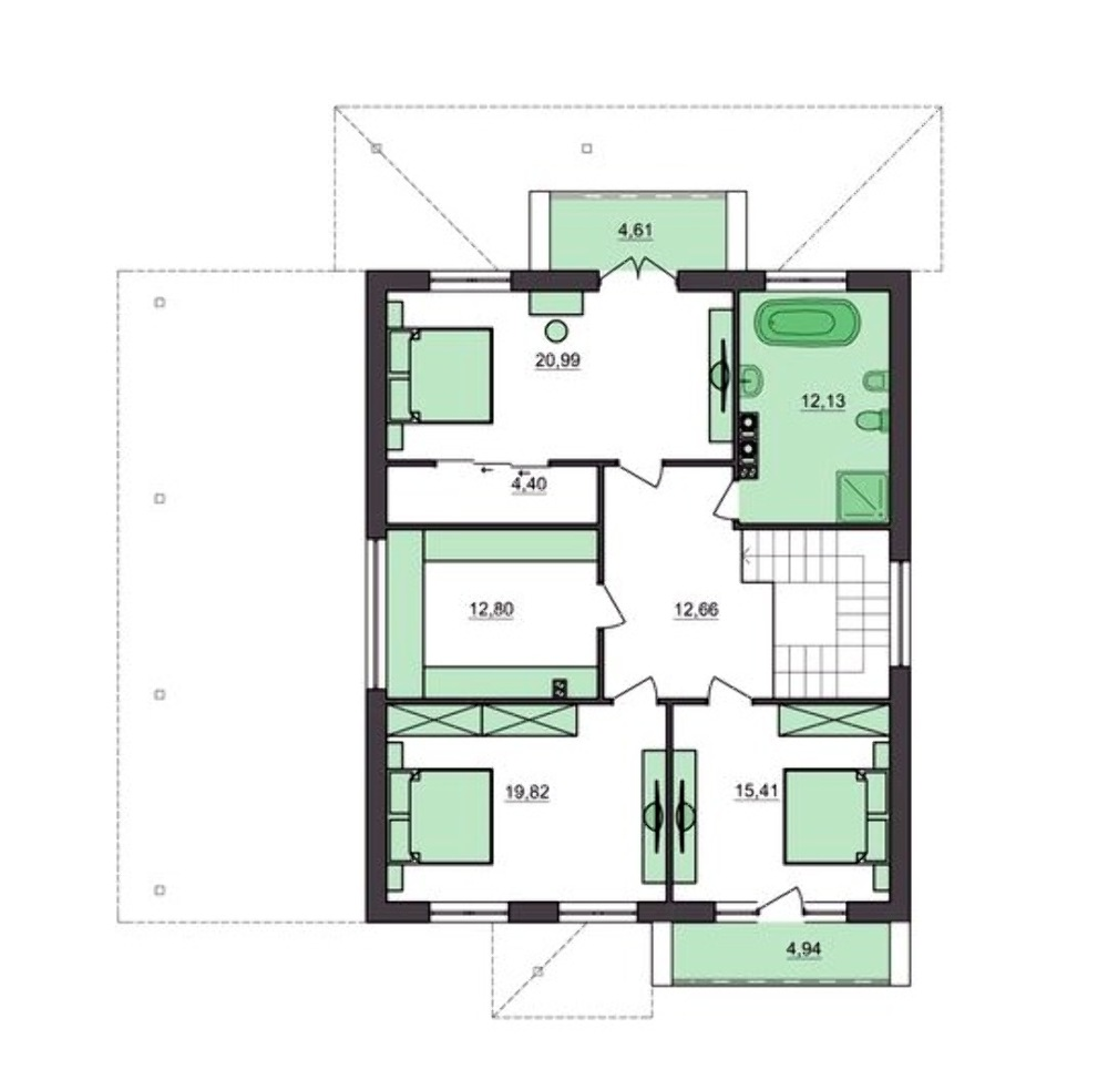 Проект AM-721 план
