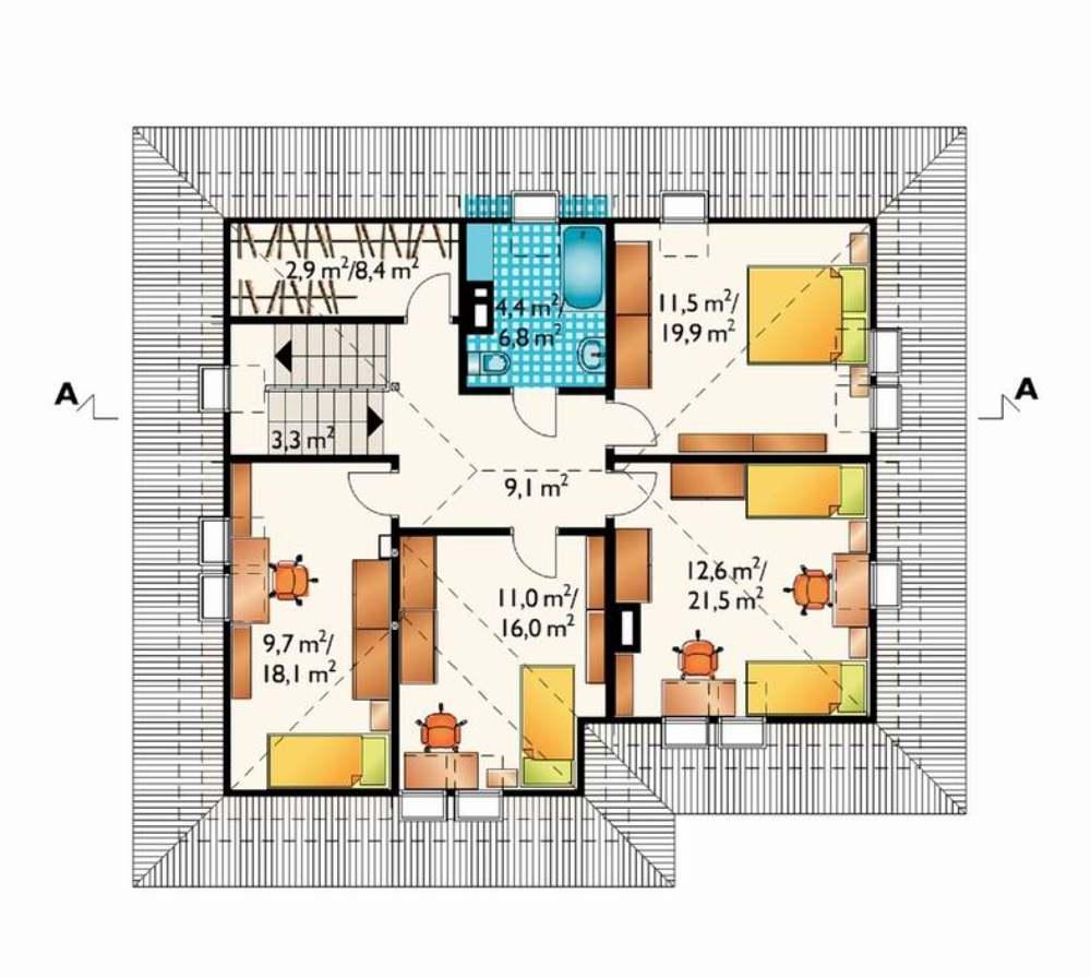 Проект AM-3240 план