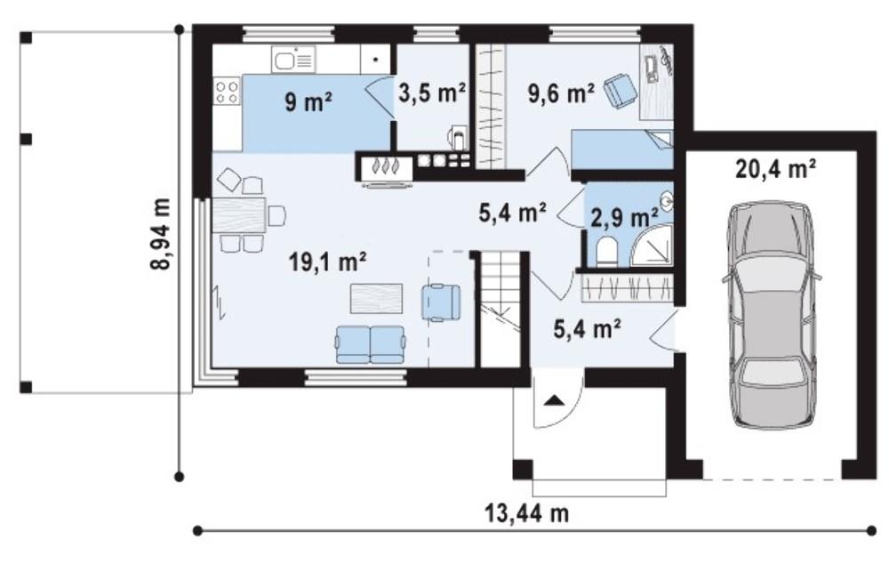Проект AM-6942 план