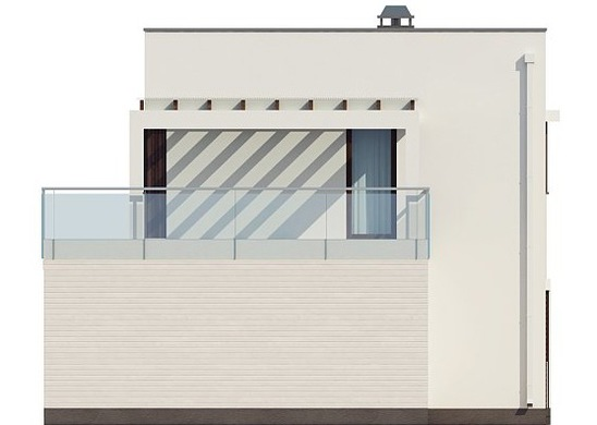 Проект AM-6942 фасад