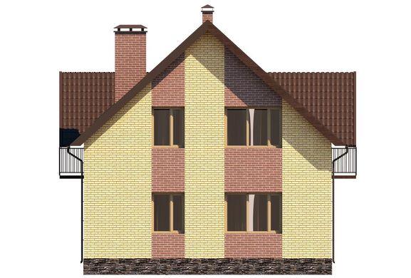 Проект AM-14011 фасад