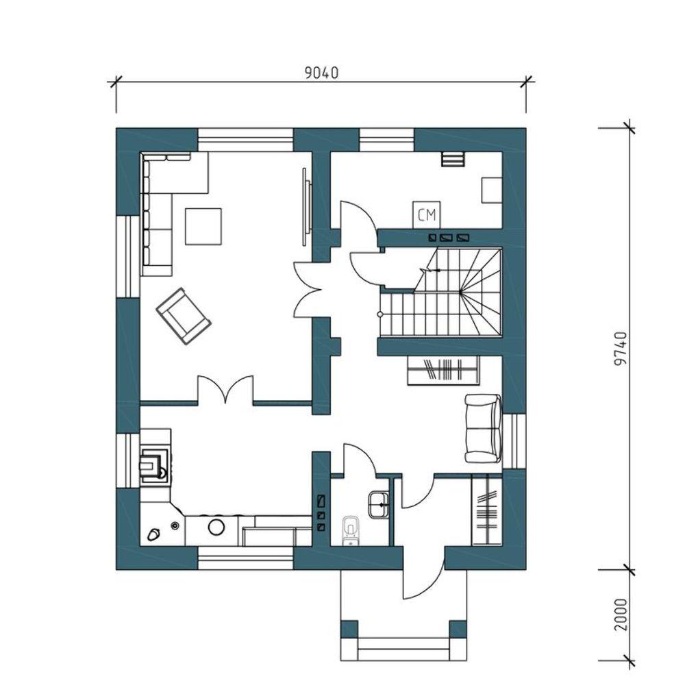 Проект AM-14011 план