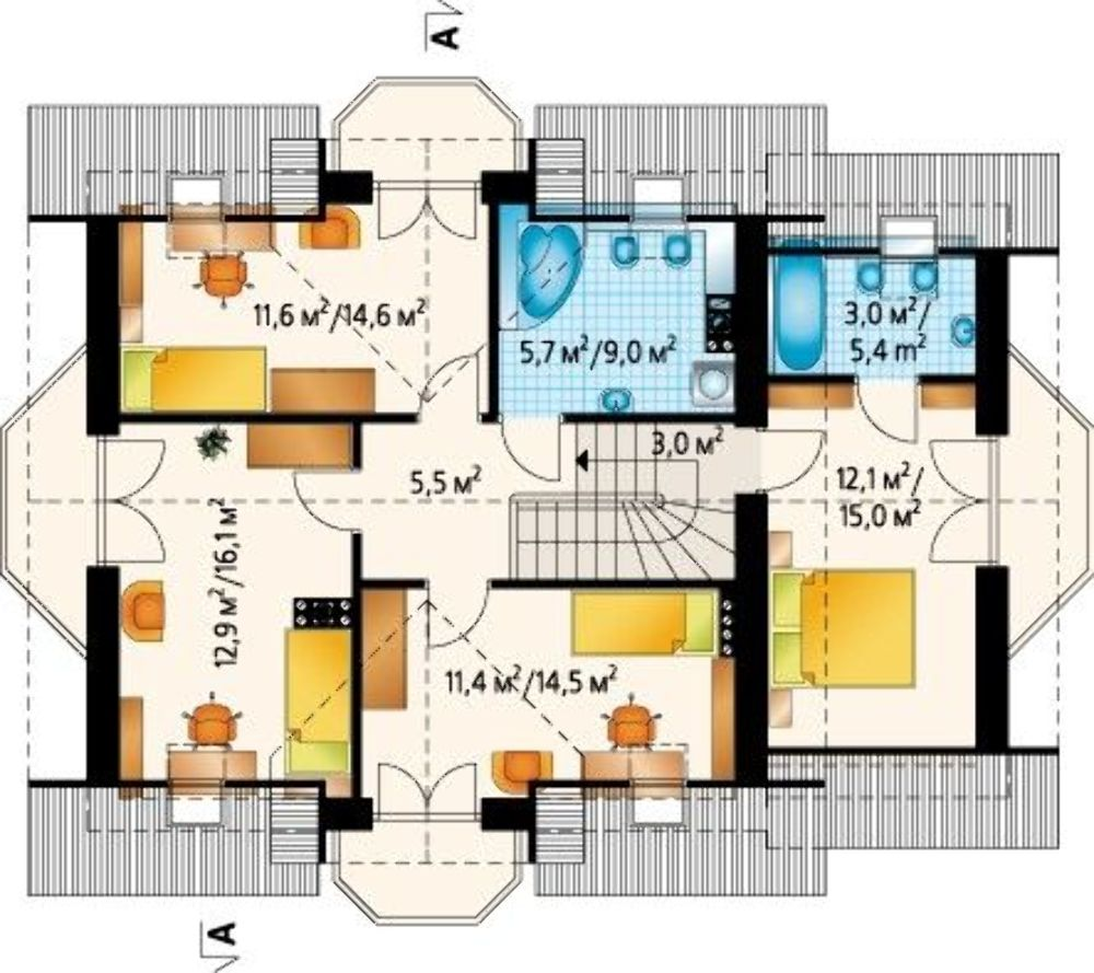 Проект AM-34253 план
